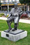 Monument of Nabokov in Montreux Bildquelle [1]