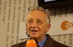 Louis Begley, 2003 Copyright: Das blaue Sofa / Club Bertelsmann Quelle: [1]