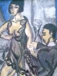 Ernst Ludwig Kirchner: Paar im Zimmer Bildquelle [B]