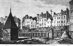 Cimetiere des Innocents, Paris, 18. Jhdt Bildquelle: [B]