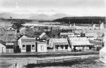 Hokitika township, ca 1870s Bildquelle [B]